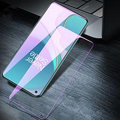 Pellicola in Vetro Temperato Protettiva Anti Blu-Ray Proteggi Schermo Film per OnePlus 8T 5G Chiaro