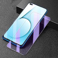 Pellicola in Vetro Temperato Protettiva Anti Blu-Ray Proteggi Schermo Film per Realme X50 5G Chiaro