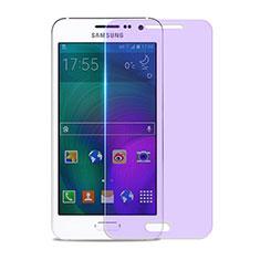 Pellicola in Vetro Temperato Protettiva Anti Blu-Ray Proteggi Schermo Film per Samsung Galaxy A3 SM-300F Chiaro