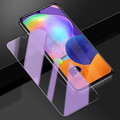 Pellicola in Vetro Temperato Protettiva Anti Blu-Ray Proteggi Schermo Film per Samsung Galaxy A31 Chiaro