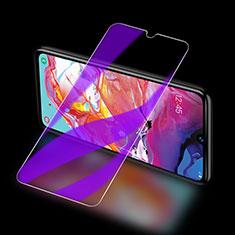 Pellicola in Vetro Temperato Protettiva Anti Blu-Ray Proteggi Schermo Film per Samsung Galaxy A70 Chiaro