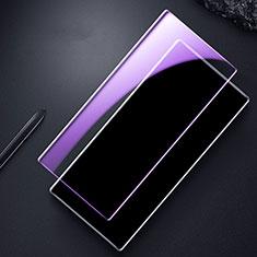 Pellicola in Vetro Temperato Protettiva Anti Blu-Ray Proteggi Schermo Film per Samsung Galaxy Note 10 Plus 5G Chiaro