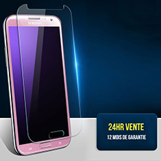 Pellicola in Vetro Temperato Protettiva Anti Blu-Ray Proteggi Schermo Film per Samsung Galaxy Note 2 N7100 N7105 Chiaro