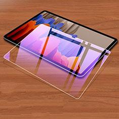 Pellicola in Vetro Temperato Protettiva Anti Blu-Ray Proteggi Schermo Film per Samsung Galaxy Tab S7 Plus 5G 12.4 SM-T976 Chiaro