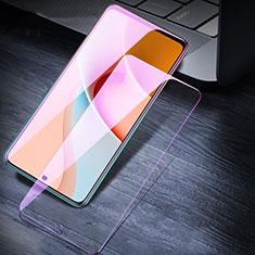 Pellicola in Vetro Temperato Protettiva Anti Blu-Ray Proteggi Schermo Film per Xiaomi Mi 10T Lite 5G Chiaro