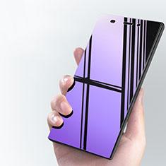 Pellicola in Vetro Temperato Protettiva Anti Blu-Ray Proteggi Schermo Film per Xiaomi Mi 3 Blu