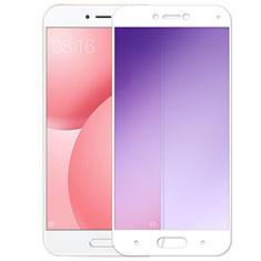 Pellicola in Vetro Temperato Protettiva Anti Blu-Ray Proteggi Schermo Film per Xiaomi Mi 5C Blu