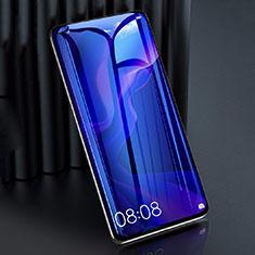 Pellicola in Vetro Temperato Protettiva Integrale Anti Blu-Ray Proteggi Schermo Film F02 per Huawei Nova 6 SE Nero