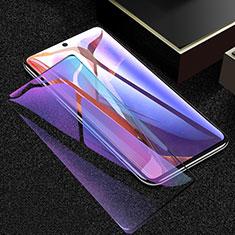 Pellicola in Vetro Temperato Protettiva Integrale Anti Blu-Ray Proteggi Schermo Film F02 per Samsung Galaxy Note 20 5G Nero