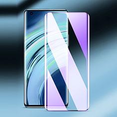 Pellicola in Vetro Temperato Protettiva Integrale Anti Blu-Ray Proteggi Schermo Film F02 per Xiaomi Mi 11 5G Nero