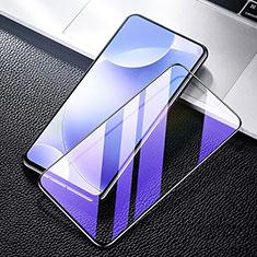 Pellicola in Vetro Temperato Protettiva Integrale Anti Blu-Ray Proteggi Schermo Film F03 per Xiaomi Poco F2 Pro Nero