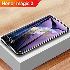 Pellicola in Vetro Temperato Protettiva Integrale Anti Blu-Ray Proteggi Schermo Film F04 per Huawei Honor Magic 2 Nero