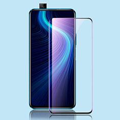Pellicola in Vetro Temperato Protettiva Integrale Anti Blu-Ray Proteggi Schermo Film per Huawei Honor X10 5G Nero