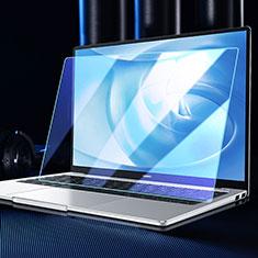 Pellicola in Vetro Temperato Protettiva Integrale Anti Blu-Ray Proteggi Schermo Film per Huawei Matebook 13 (2020) Nero