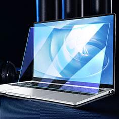 Pellicola in Vetro Temperato Protettiva Integrale Anti Blu-Ray Proteggi Schermo Film per Huawei Matebook D14 (2020) Nero
