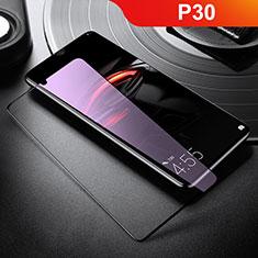 Pellicola in Vetro Temperato Protettiva Integrale Anti Blu-Ray Proteggi Schermo Film per Huawei P30 Bianco