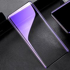 Pellicola in Vetro Temperato Protettiva Integrale Anti Blu-Ray Proteggi Schermo Film per OnePlus 8 Nero