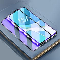 Pellicola in Vetro Temperato Protettiva Integrale Anti Blu-Ray Proteggi Schermo Film per OnePlus 8T 5G Nero