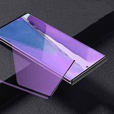 Pellicola in Vetro Temperato Protettiva Integrale Anti Blu-Ray Proteggi Schermo Film per Samsung Galaxy Note 20 Ultra 5G Nero