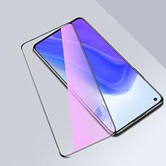 Pellicola in Vetro Temperato Protettiva Integrale Anti Blu-Ray Proteggi Schermo Film per Xiaomi Mi 10T 5G Nero