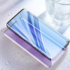 Pellicola in Vetro Temperato Protettiva Integrale Anti Blu-Ray Proteggi Schermo Film per Xiaomi Mi 11 5G Nero