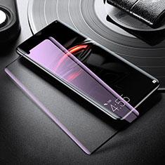 Pellicola in Vetro Temperato Protettiva Integrale Anti Blu-Ray Proteggi Schermo Film per Xiaomi Mi Note 10 Bianco