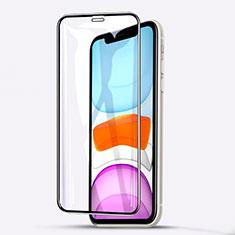 Pellicola in Vetro Temperato Protettiva Integrale Proteggi Schermo Film F02 per Apple iPhone 11 Pro Max Nero
