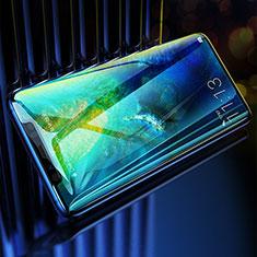 Pellicola in Vetro Temperato Protettiva Integrale Proteggi Schermo Film F02 per Huawei Mate 30 Pro 5G Nero