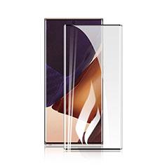 Pellicola in Vetro Temperato Protettiva Integrale Proteggi Schermo Film F02 per Samsung Galaxy Note 20 5G Nero