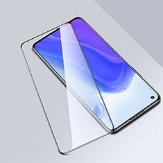 Pellicola in Vetro Temperato Protettiva Integrale Proteggi Schermo Film F02 per Xiaomi Mi 10T 5G Nero