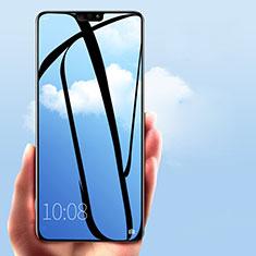 Pellicola in Vetro Temperato Protettiva Integrale Proteggi Schermo Film F03 per Huawei Honor V10 Lite Nero