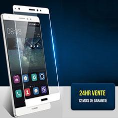 Pellicola in Vetro Temperato Protettiva Integrale Proteggi Schermo Film F03 per Huawei Mate S Bianco