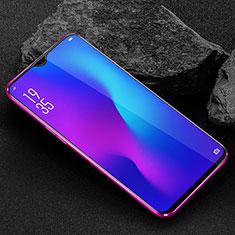 Pellicola in Vetro Temperato Protettiva Integrale Proteggi Schermo Film F03 per Samsung Galaxy A70 Nero