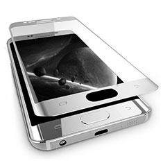 Pellicola in Vetro Temperato Protettiva Integrale Proteggi Schermo Film F03 per Samsung Galaxy Note 7 Bianco