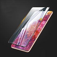 Pellicola in Vetro Temperato Protettiva Integrale Proteggi Schermo Film F03 per Samsung Galaxy S20 FE 5G Nero