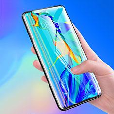 Pellicola in Vetro Temperato Protettiva Integrale Proteggi Schermo Film F03 per Xiaomi Mi Note 10 Lite Nero
