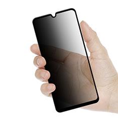 Pellicola in Vetro Temperato Protettiva Integrale Proteggi Schermo Film F03 per Xiaomi Redmi Note 8 Nero