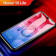 Pellicola in Vetro Temperato Protettiva Integrale Proteggi Schermo Film F04 per Huawei Honor 10 Lite Nero
