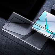 Pellicola in Vetro Temperato Protettiva Integrale Proteggi Schermo Film F04 per Samsung Galaxy S20 Nero