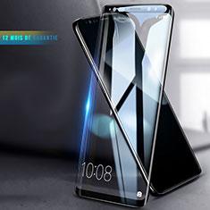 Pellicola in Vetro Temperato Protettiva Integrale Proteggi Schermo Film F04 per Samsung Galaxy S9 Nero