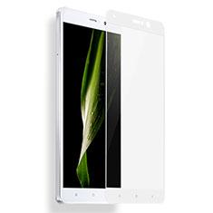 Pellicola in Vetro Temperato Protettiva Integrale Proteggi Schermo Film F04 per Xiaomi Mi 5S Plus Bianco