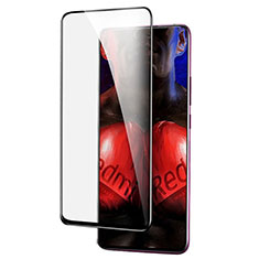Pellicola in Vetro Temperato Protettiva Integrale Proteggi Schermo Film F04 per Xiaomi Redmi K20 Nero