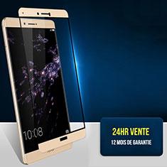 Pellicola in Vetro Temperato Protettiva Integrale Proteggi Schermo Film F05 per Huawei Honor Note 8 Oro