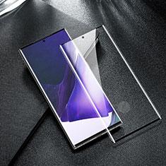 Pellicola in Vetro Temperato Protettiva Integrale Proteggi Schermo Film F05 per Samsung Galaxy Note 20 Ultra 5G Nero