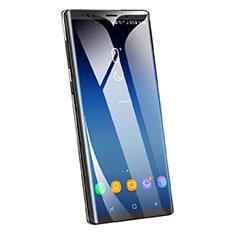 Pellicola in Vetro Temperato Protettiva Integrale Proteggi Schermo Film F05 per Samsung Galaxy Note 9 Nero