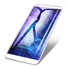 Pellicola in Vetro Temperato Protettiva Integrale Proteggi Schermo Film F06 per Huawei Honor 7C Bianco