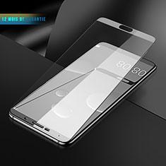 Pellicola in Vetro Temperato Protettiva Integrale Proteggi Schermo Film F06 per Huawei Mate 10 Bianco