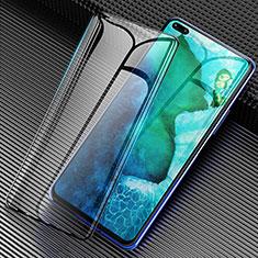 Pellicola in Vetro Temperato Protettiva Integrale Proteggi Schermo Film F06 per Huawei Nova 6 5G Nero