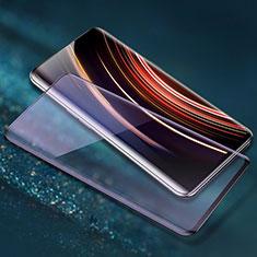 Pellicola in Vetro Temperato Protettiva Integrale Proteggi Schermo Film F06 per OnePlus 7T Pro 5G Nero