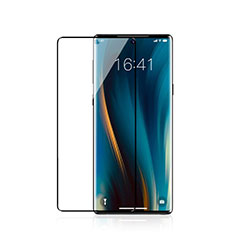 Pellicola in Vetro Temperato Protettiva Integrale Proteggi Schermo Film F07 per Samsung Galaxy Note 10 Nero